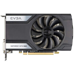 NVIDIA GTX 960 4GB Super Clocked