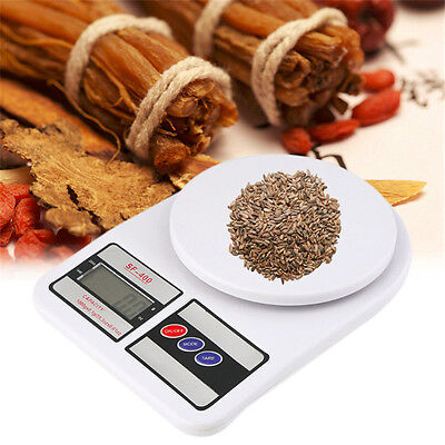 10kg1g Precision Electronic Digital Kitchen Food Weight Scale Home Kitchen