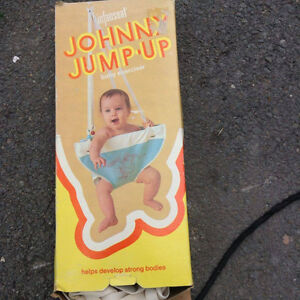 Jolly jumper still in box!  will deliver!  text/email or phone