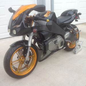 2005 Buell XB12R Black Beauty
