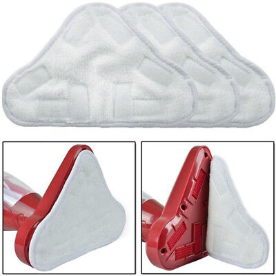 Set of Microfibre Steam Mop Floor Washable Replacement Pads for H2O Hot Sale for sale  China