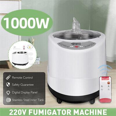 3L Sauna Steamer Home Spa Steam Generator Machine Fit For Portable Sauna
