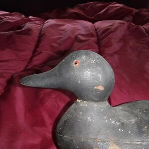 Mason, Canvas back Duck Decoys circa preWW1