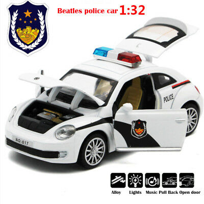 Top Toys for Boys Truck Kids FBI Police Car 3 4 5 6 7 Year Xmas Gift LED Sounds - Top Toys For Kids