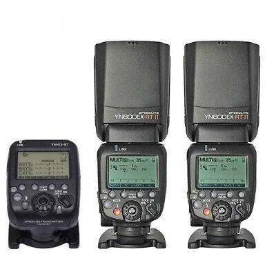 Вспышки Yongnuo YN600EX-RT II2.4G Wireless HSS
