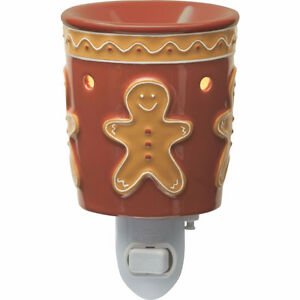 BNIB Gingerbread Man Scentsy Plug-In