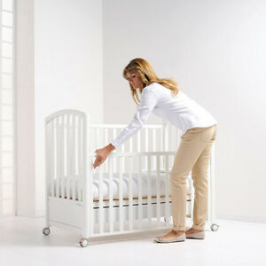 Foppapedretti High Quality Crib- MADE IN ITALY - with Matress