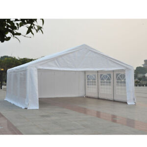 20 x 20 ft Outdoor Patio Party Tent Canopy Gazebo Wedding Party