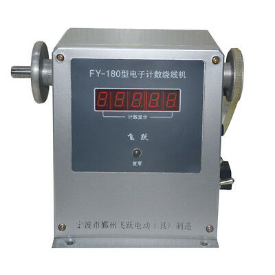 New Only 220v 50hz Computer Controlled Coil Transformer Winder Winding Machine