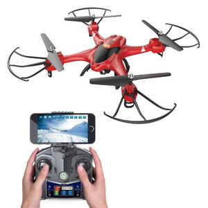 Holy Stone HS200 FPV Quadcopter Drone avec Camera HD 2.4Ghz Gyro