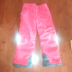 Youth Columbia snow pants
