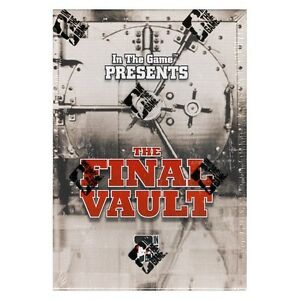 2015/16 In The Game The Final Vault Hockey Cards Unopened Box Oakville / Halton Region Toronto (GTA) image 1