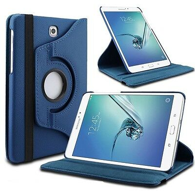 Schutzhülle 360 Grad Blau Case Cover Etui Tasche für NEW Apple iPad 9.7 2017 Neu