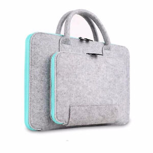 BRAND NEW High Quality Wool Notebook Laptop Case Cambridge Kitchener Area image 1