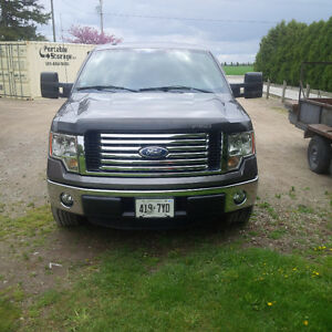 2012 Ford F-150 Running boards loaded Pickup Truck