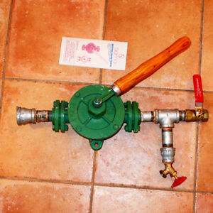 Hand Wing Pump, Double Acting Semi-Rotary SIGMA type K2