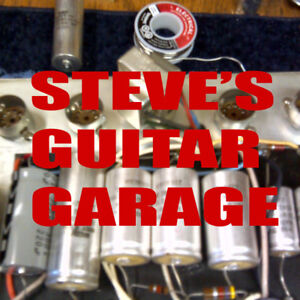Amplifier and Stringed Instrument Repair & Maintenance