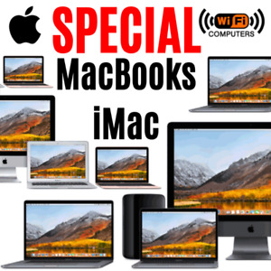 Apple Macbook Pro TouchBar / Retina / Air / iMacs On Huge Sale!