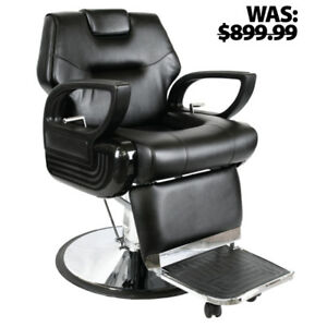 Barber chair blowout sale.