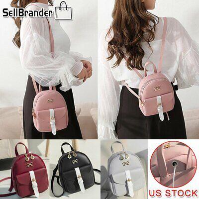 Women Small Backpack Multi-USe School Book Travel Mini Bag for Girls Teenage Multi Mini Backpack