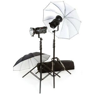 Bowens Gemini 200 2-Light Studio Kit
