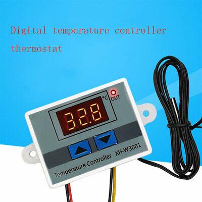 Digital Temperature Controller Temp Sensor Thermostat Control -50110 Xh-w3001