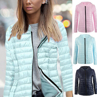 Fashion Womens Casual New Hooded Winter Warm Down Parka Jacket Coats Coat Usa