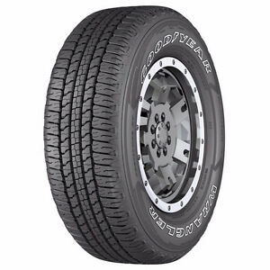 P275/65R18 GOODYEAR FORTITUDE HT