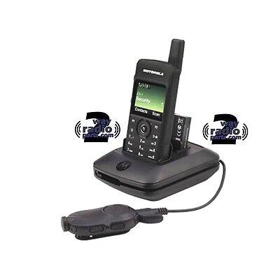 Oem Motorola Mototrbo Sl7550 Sl7580 Sl7590 Series Tri-unit Charger Pmln6358a