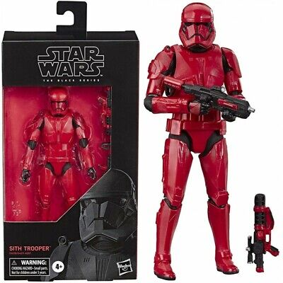 Star Wars The Black Series 6 Inch Action Figure - Sith Trooper - NEW! - BOXED!
