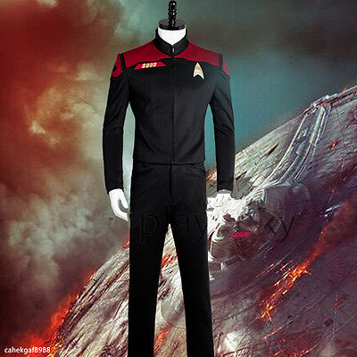 Star Trek Online Final Decision Uniform Costume Cosplay Version : Free shipping - Star Trek Online Uniforms
