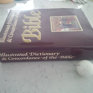 Illustrated Dictionary & Concordance of the Bible, 1986