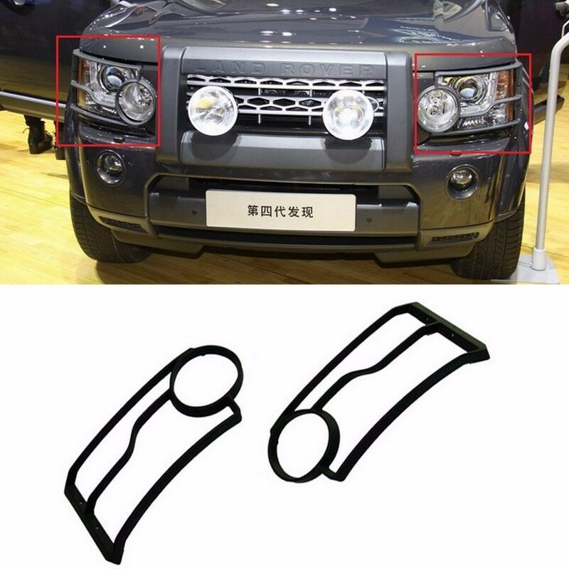 HOTRIMWORLD Interior Front Roof Reading Light Trim Cover for Land Rover Discovery 4 LR4 2010-2016