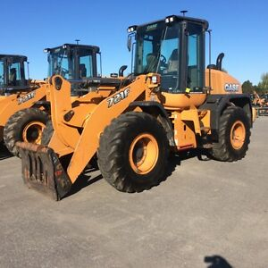 Case 721 F   Wheel Loader