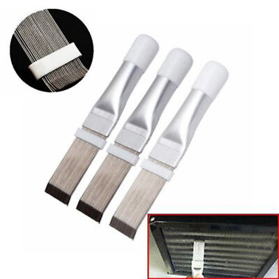 Fin Comb Brush For Air Conditioner Cleaning A/C Condenser Coils Durable Tool New