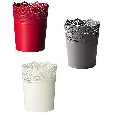 Ikea Farben.купить Ikea übertopf Skurar 12cm Metall In 4 Farben на Ebay