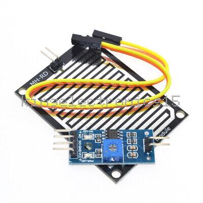 Humidity Raindrops Detection Sensor Modue Rain Module Weather Module For Arduino