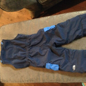 The North Face Kids Full Snow Pants size 4 London Ontario image 4