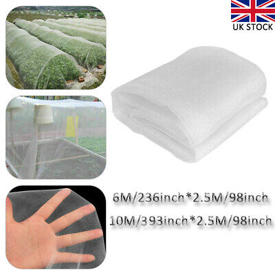 Garden Crops Plant Protect Netting Mesh Bird Net Insect Animal Vegetables UK