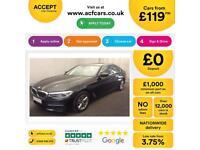BMW 520D BLACK 2.0 SE DIESEL SALOON FROM £119 PER WEEK!