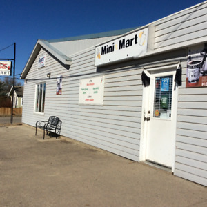 Excellent Turnkey Business in Coronach, Sk