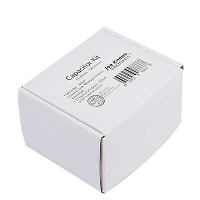 Capacitor Kit Owner S Guide To Business And Industrial