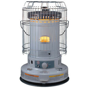 PORTABLE  KEROSENE  HEATER KERO- WORLD KC 2400