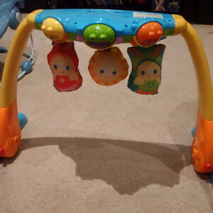 Playskool Convertible Back to Belly Music & Light Toy Only $5!