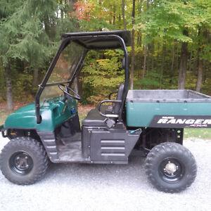 2005 Polaris Ranger 500 4x4