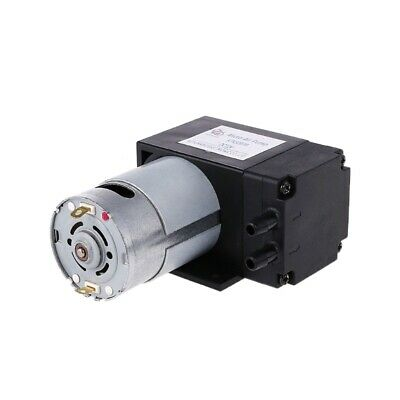 12v Mini Vacuum Pump 8lmin High Pressure Suction Diaphragm Pumps With Holder