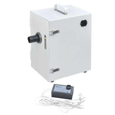 Dental Digital Dust Collector Single-row Vacuum Cleaner Machine Laboratory Usa