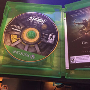 fallout 4 and halo 5 ( brand new ) Windsor Region Ontario image 3