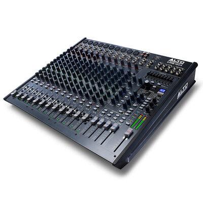 Alto Professional Live 1604 16-Channel 4-Bus Mixing Desk + USB Studio Mixer + FX