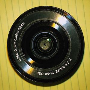 Sony 16-50mm OSS f3.5-6.3 e-mount